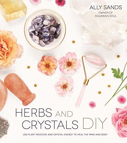 Herbs & Crystal DIY-1