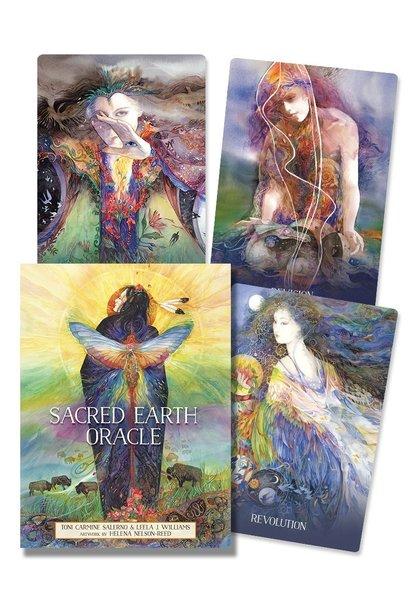 Sacred Earth Oracle Deck