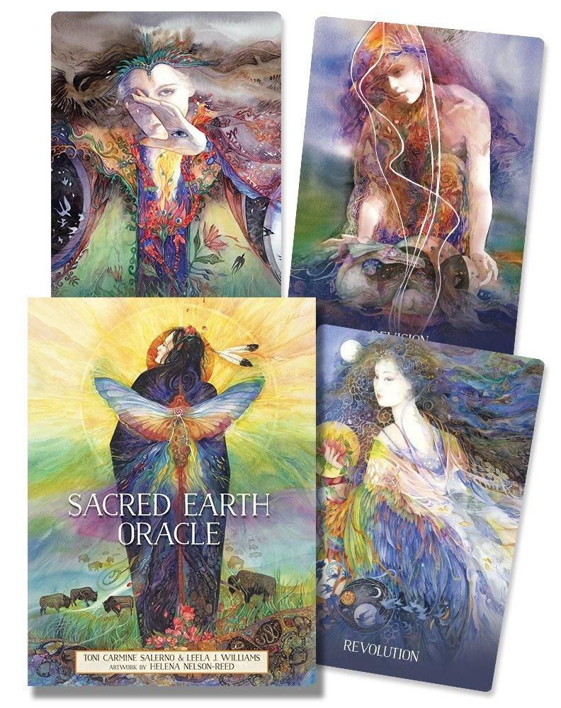 Sacred Earth Oracle Deck-1