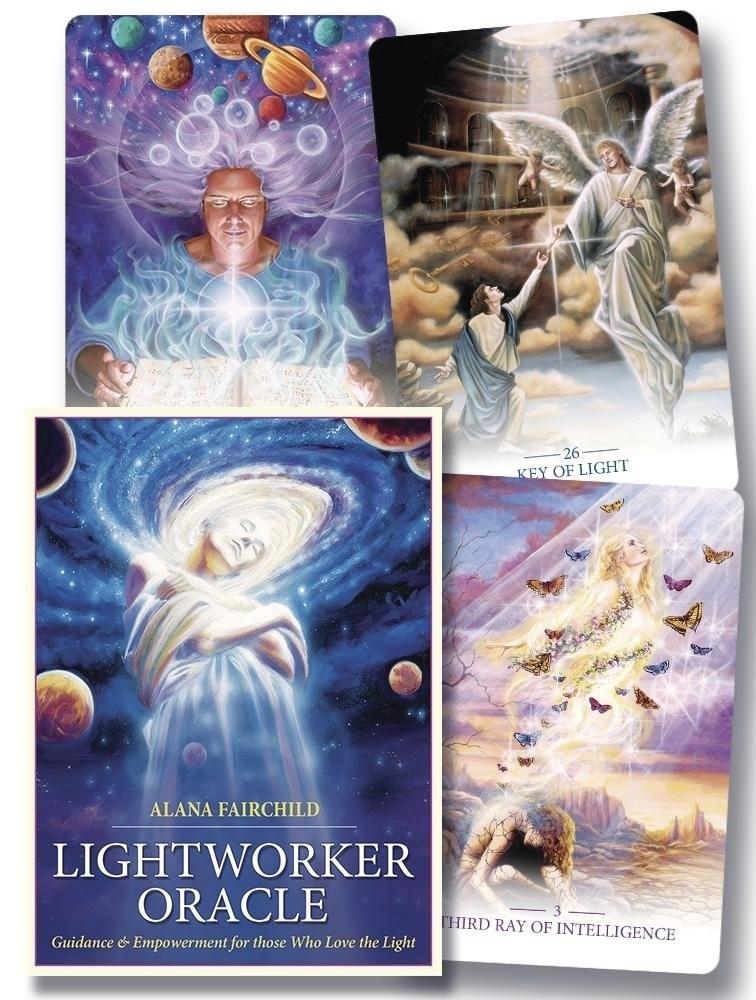 LightWorker Oracle Deck-1