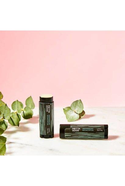 Metta Good Lip Balm | Peppermint Eucalyptus