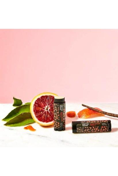 Metta Good Lip Balm | Blood Orange Vanilla