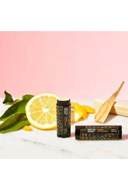 Metta Good Lip Balm | Palo Santo & Lemon