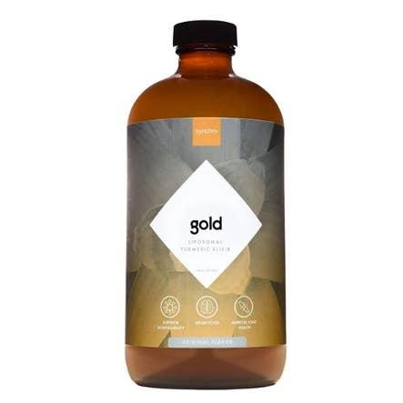 Synchro Gold | Liposomal Turmeric Elixir-1