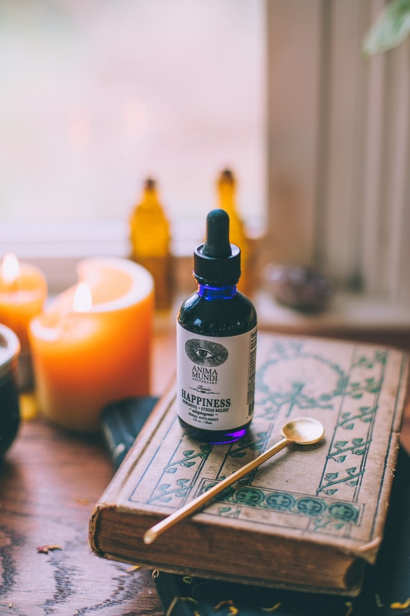 Happiness | Dopamine + Stress Relief Tincture-2