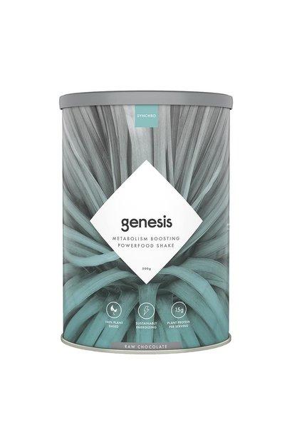 1092 - Synchro Genesis Protein Powder - Plant Based Protein Powder + Superfoods