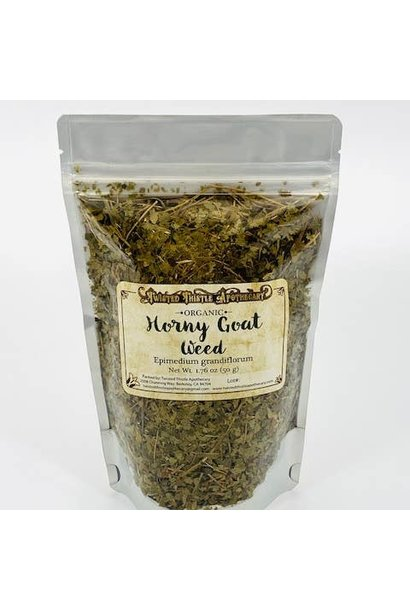 0063 - Horny Goat Weed 50g
