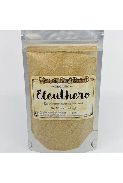 0048 - Eleuthero Root Powder 60gm