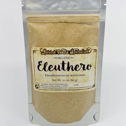 Eleuthero Root Powder-1