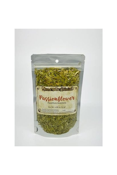 0743 - Passionflower 25g