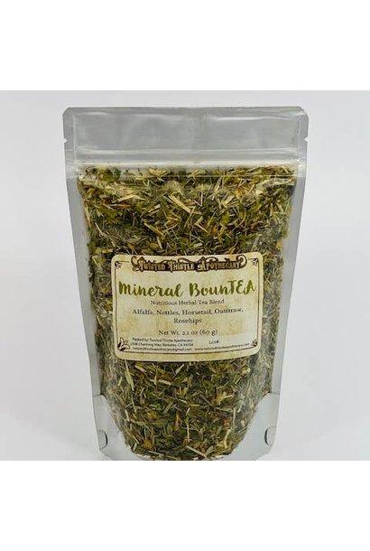 Mineral Bountea   Nutritious Herbal Tea Blend