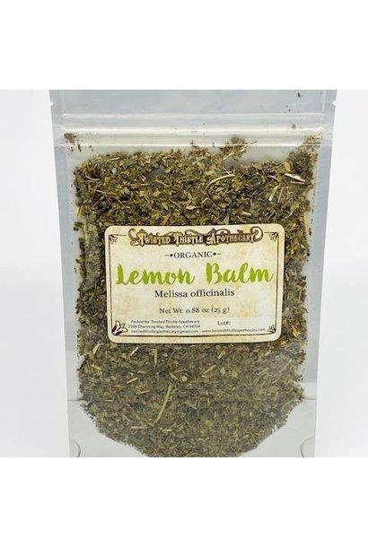 2238 - Lemon Balm 25g