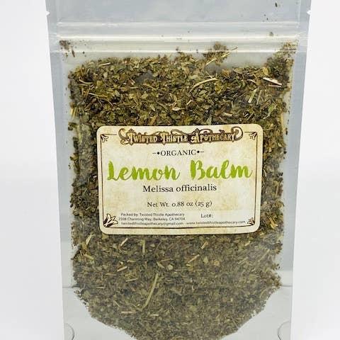 Lemon Balm-1