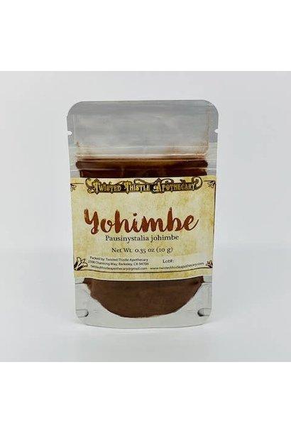 1355 - Yohimbe Bark 10g