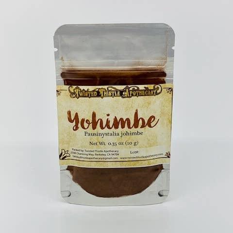 Yohimbe Bark-1