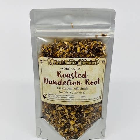 Dandelion Root - Roasted-1