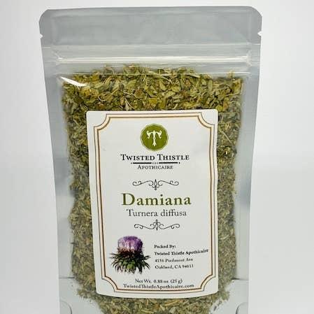 Damiana | 25g-1