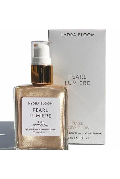 Hydra Bloom Body Glow | Pearl
