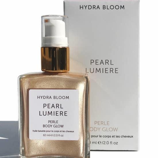Hydra Bloom Body Glow | Pearl-1