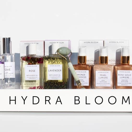 Hydra Bloom Body Glow | Rose Gold-2
