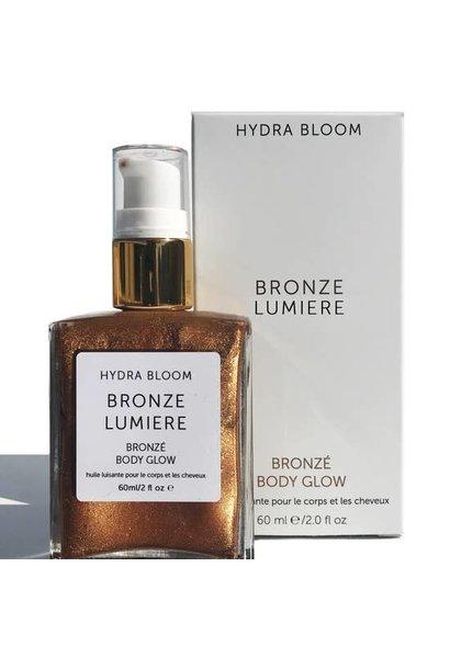 Hydra Bloom Body Glow | Bronze