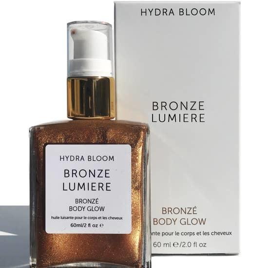 Hydra Bloom Body Glow | Bronze-1