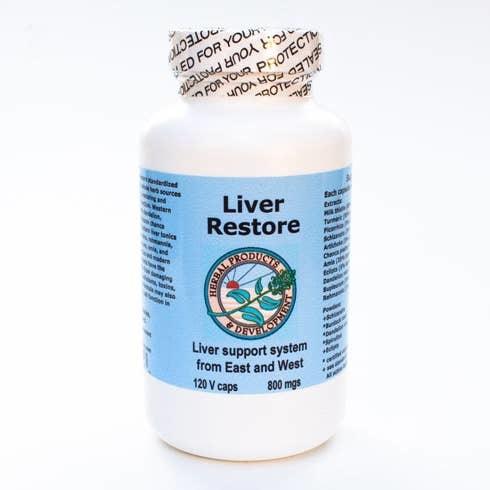 Liver Restore Capsules-1