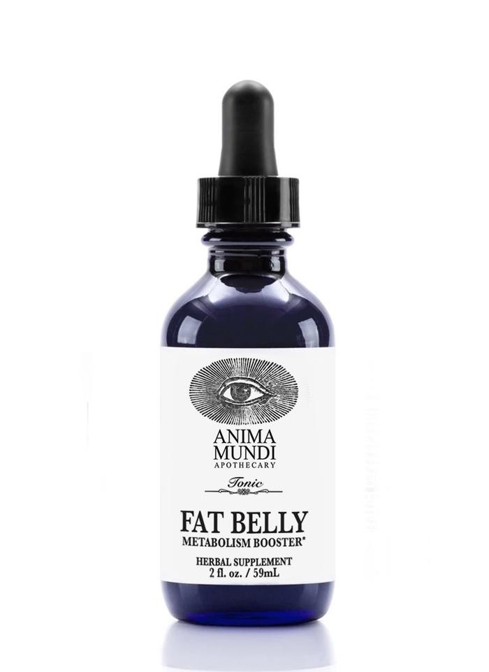Fat Belly Tincture | Metabolism Boosting & Energy Tonic-1