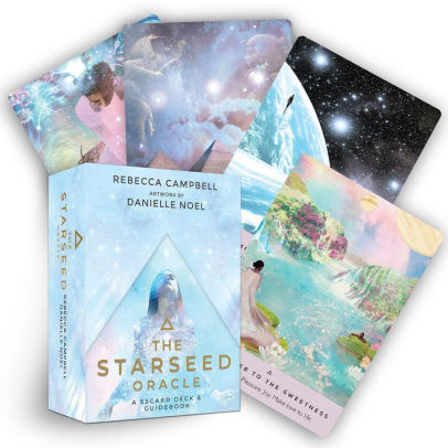 The Starseed Oracle Deck-1