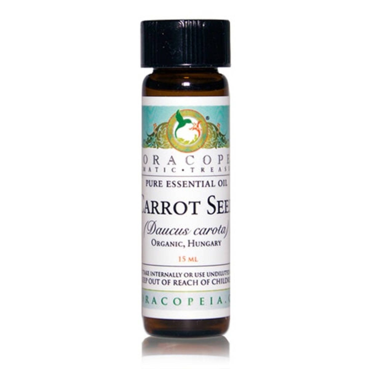 Carrot Seed Essential Oil - Organic-1