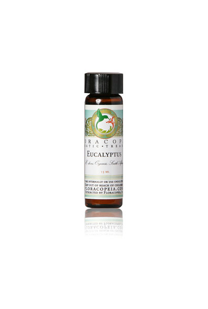 3211 - Eucalyptus Essential Oil - 1/2oz - Floracopeia