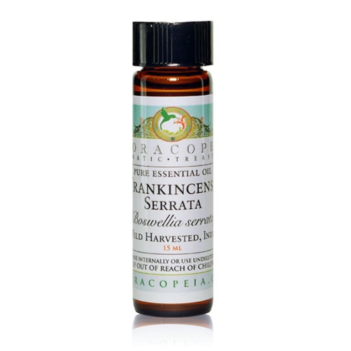 Frankincense Serrata Essential Oil-1