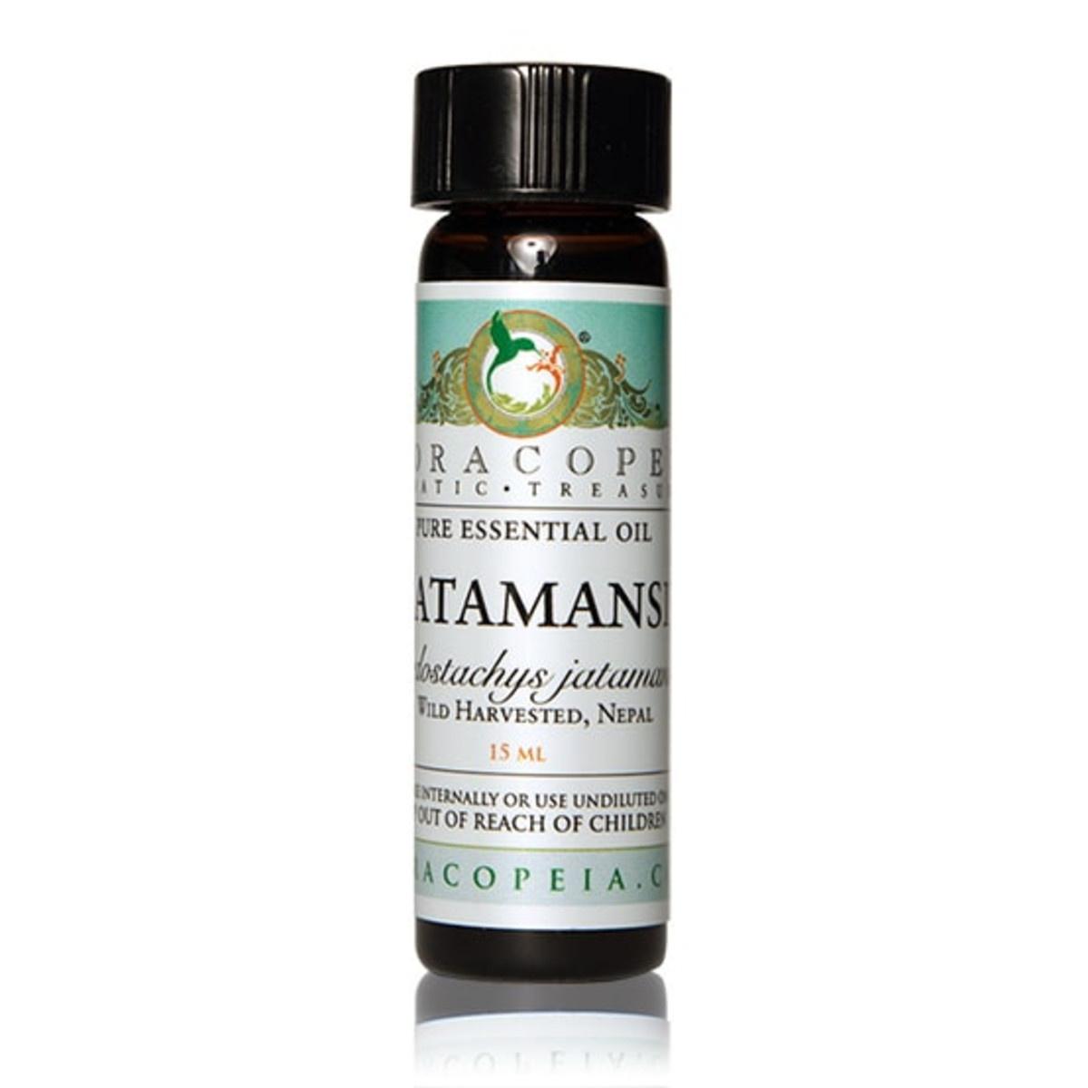 Jatamansi Essential Oil-1