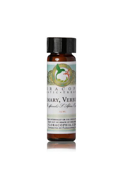 3223 - Rosemary Essential Oil - Organic - 1/2oz - Floracopeia