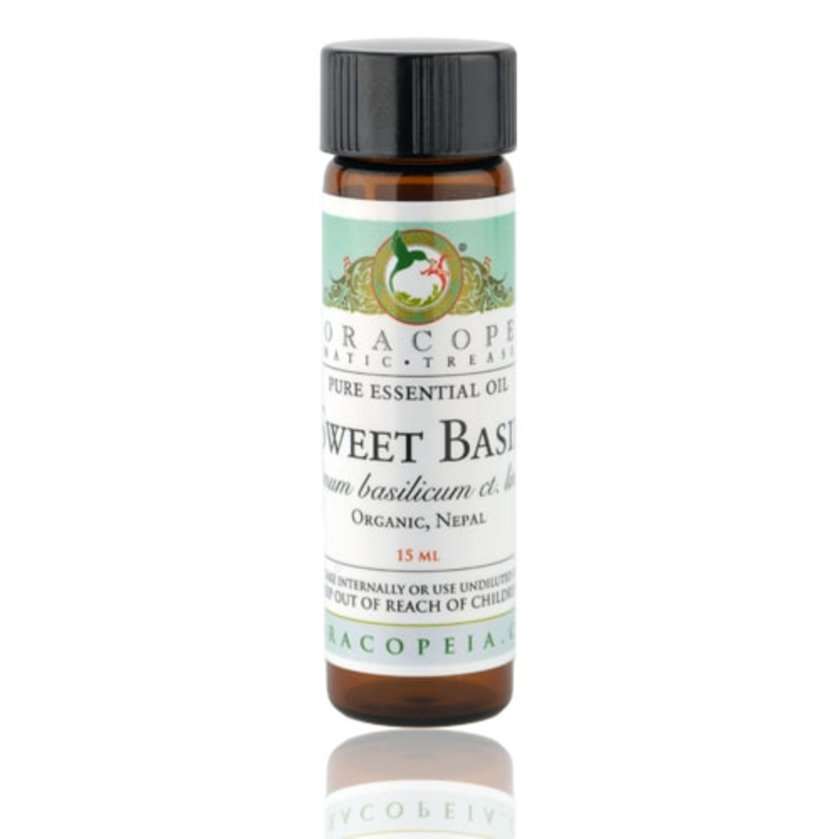 Sweet Basil Essential Oil-1