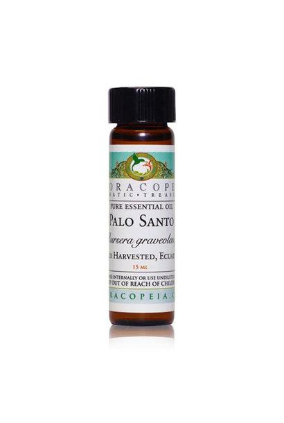 3520 - Palo Santo Essential Oil - 1/2oz - Floracopeia