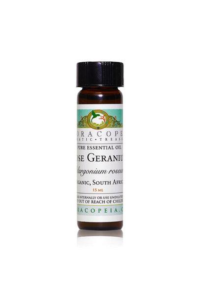 3530 - Rose Geranium Essential Oil - 1/2oz - Floracopeia