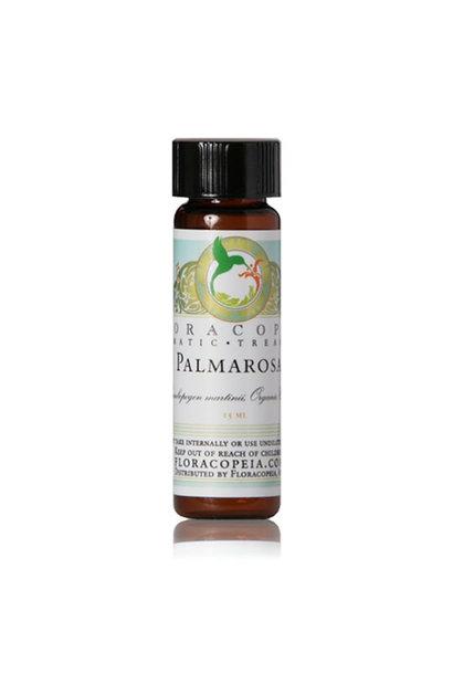 3519 - Palmarosa Essentail Oil - 1/2oz - Floracopeia