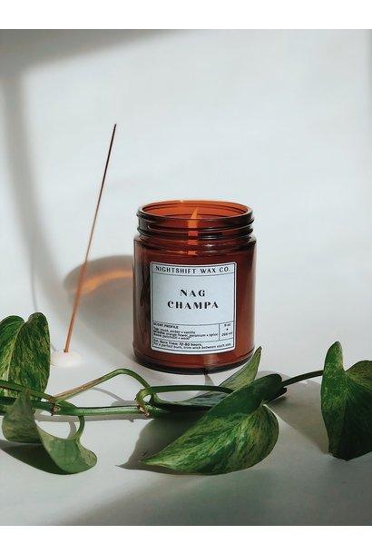 Soy Candle | Nag Champa