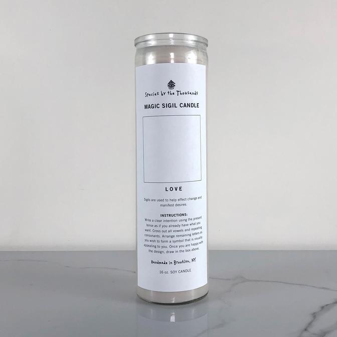 Magic Sigil Candle | Love-1
