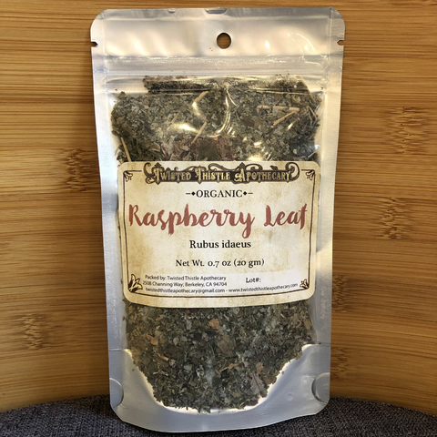 Raspberry Leaf-2