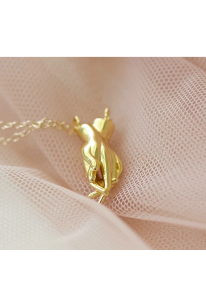 Necklace | Lovers Hands