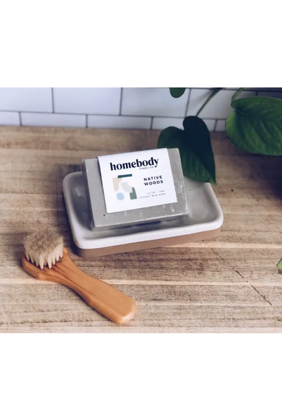 Coconut Milk Soap | Native Woods