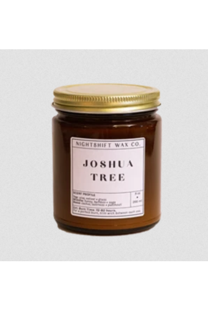 Soy Candle | Joshua Tree