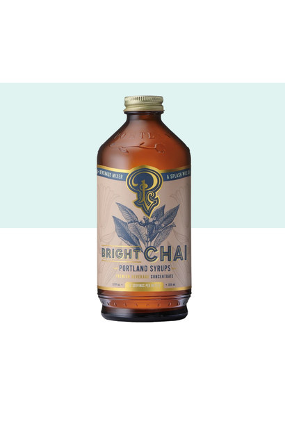 Cocktail Syrup | Bright Chai