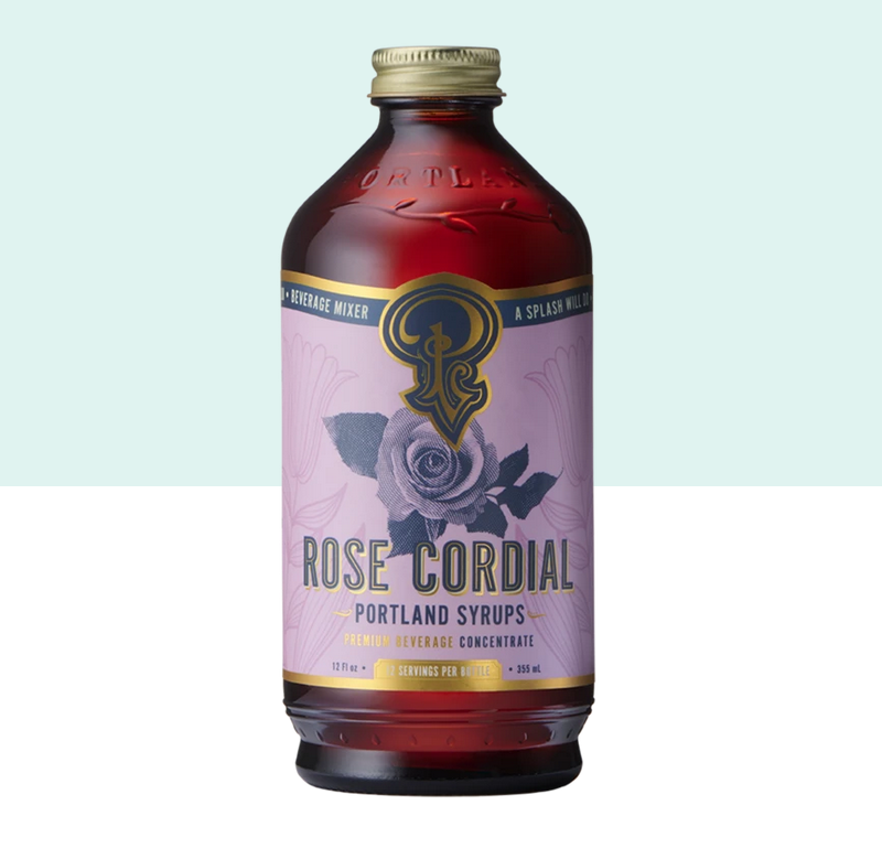 Cocktail Syrup | Rose Cordial-1