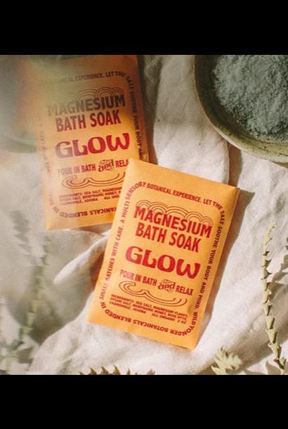 Magnesium Bath Soak | Glow