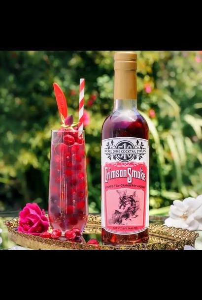 Crimson Smoke | Cocktail Syrup