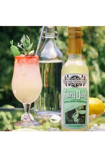 Fairy Dust | Cocktail Syrup