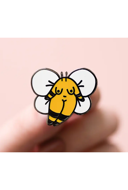 Bumble Bee Girl | Enamel Pin